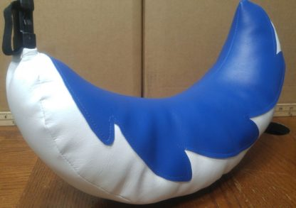 Vinyl Husky Costume Tail