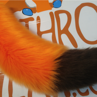 furry nick wilde zootopia fox costume tail