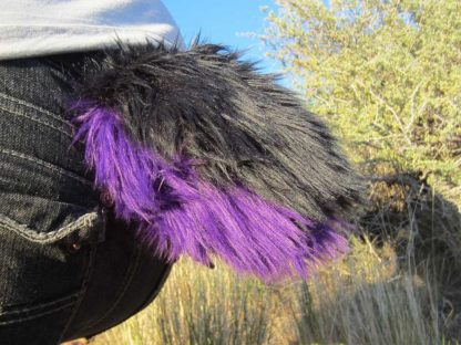 furry bunny costume tail